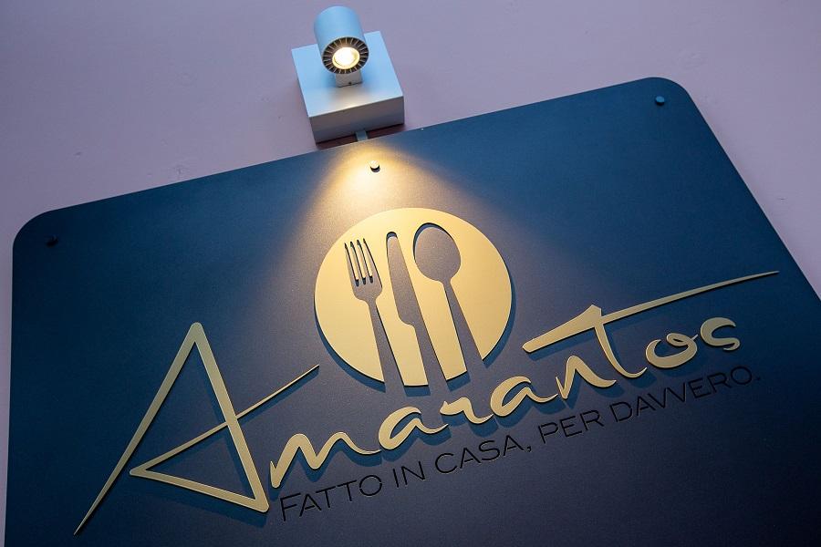 Foto home page Ristorante Amaranto's